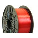 PETG - Red transparent 1.75mm - 1kg