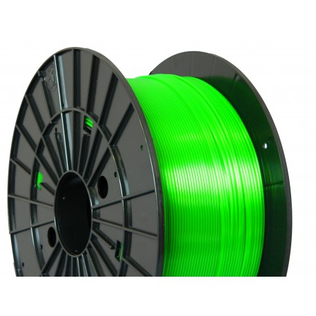 PETG - Green transparent 1.75mm - 1kg